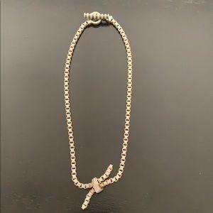 Lisa Jenks .925 silver neclace beauty!